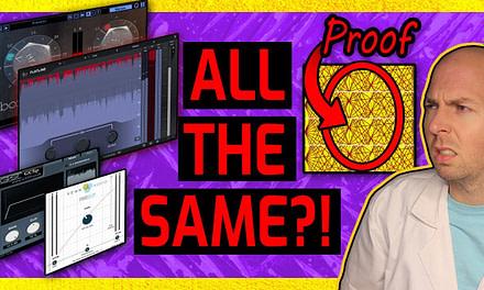 ALL THE SAME PLUGIN?! Submission Audio Flatline, Boz Little Clipper, Free Clip, GClip | Plugin Analysis