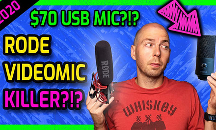FIFINE T669 USB Microphone vs Rode VideoMic | Vocal Shootout