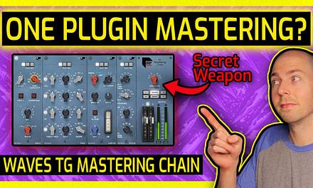 Mastering Metal & Hard Rock With 1 Plugin | Waves TG Mastering Chain