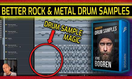 Bogren Digital Drum Samples Dissected (+ Discount!) | What Makes Drum Samples (actually) Good?