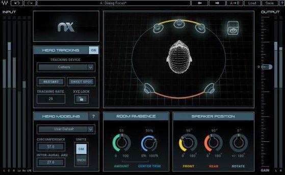 Waves - Nx Virtual Mix Room