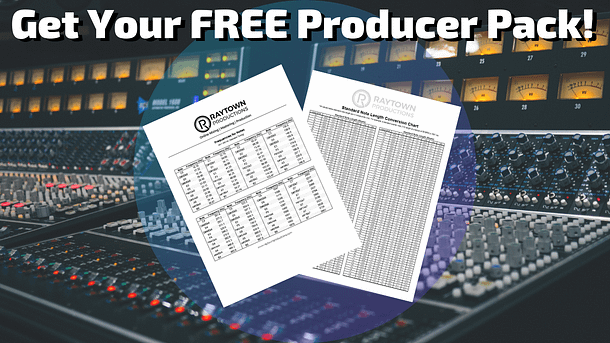Raytown Productions FREE Producer Pack